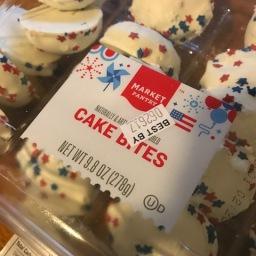 Market Pantry: Cake Bites (Target)